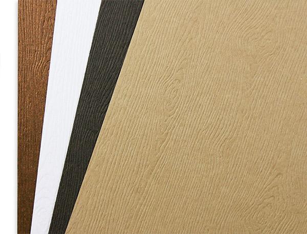 Woodgrain Textured Cardstock By Gmund