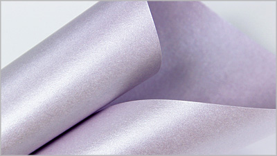 Stardream Kunzite metallic purple paper