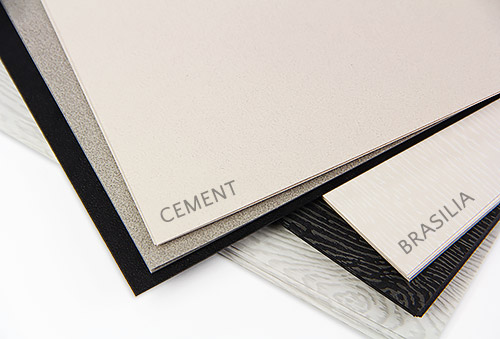 Gmund Urban collection - Brasilia and Cement finishes offered by LCIPaper.com