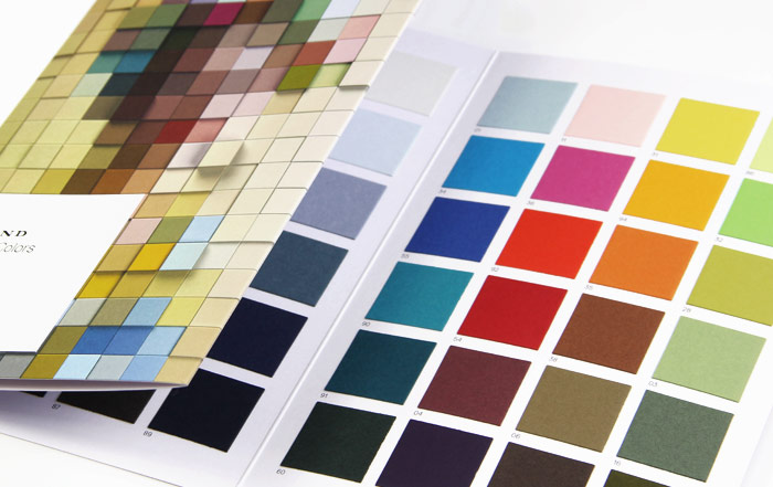 Gmund Colors Matt swatch book