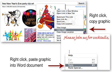 copy and paste free clip art from internet