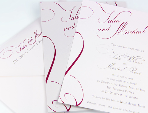 cotton card stock printed with laser