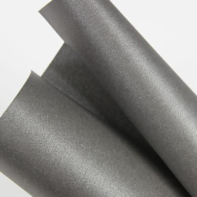 Curious Metallics Ionised - charcoal metallic paper