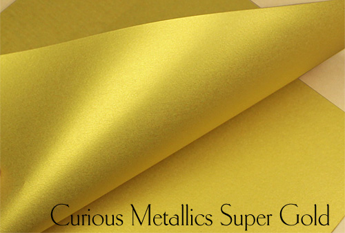 Curious Metallics Super Gold