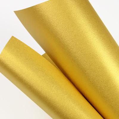 Curious Metallics Super Gold - gold metallic paper