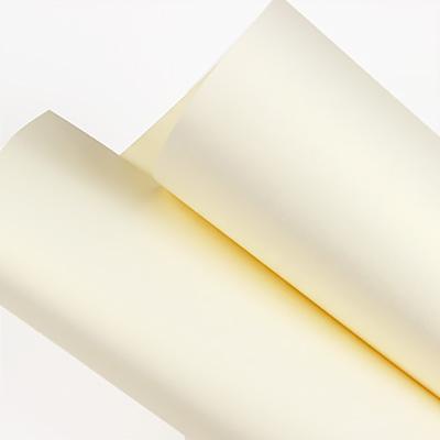 Curious Metallics White Gold - ivory metallic paper