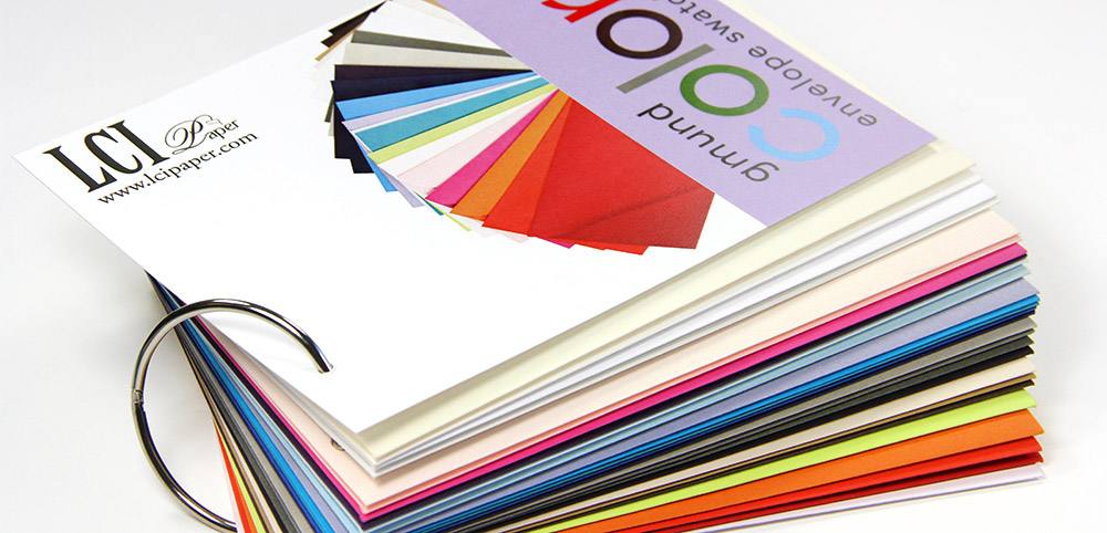 Order Gmund Color System Envelope Swatch Book at LCIPaper.com