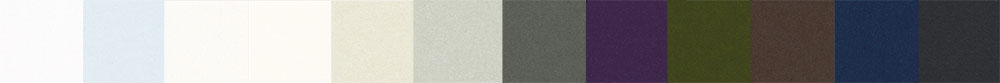 Gmund Colors Metallic is offered in 12 colors.