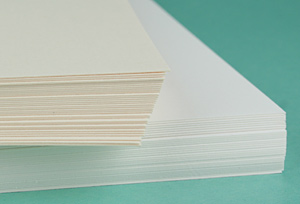 thick heavy quality card stock
