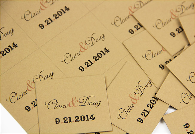 Invitation tags