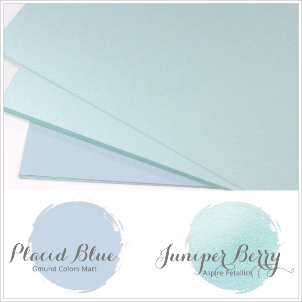 Close paper matches to Spring 2016 Pantone color Limpet Shell