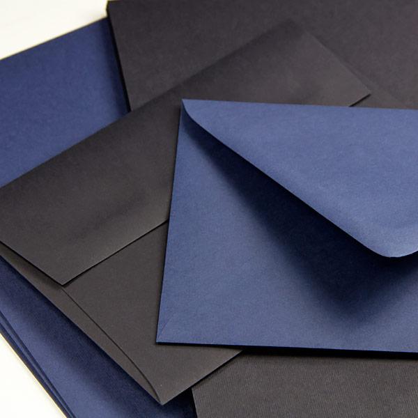 Gmund Color System envelopes to match Gmund Colors Felt