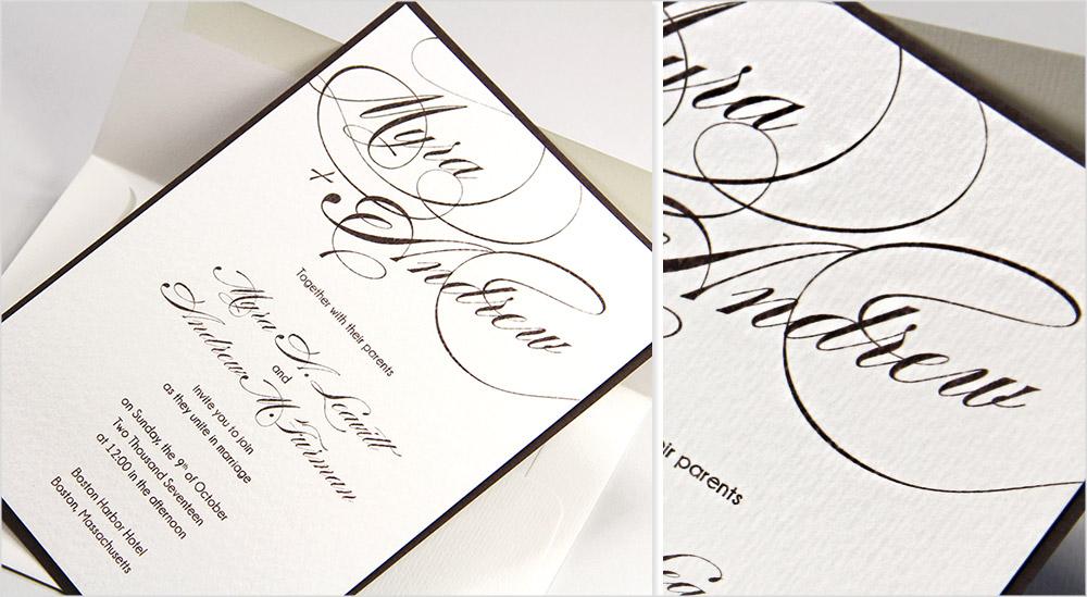 Odeon true felt finish textured card stock for wedding invitations