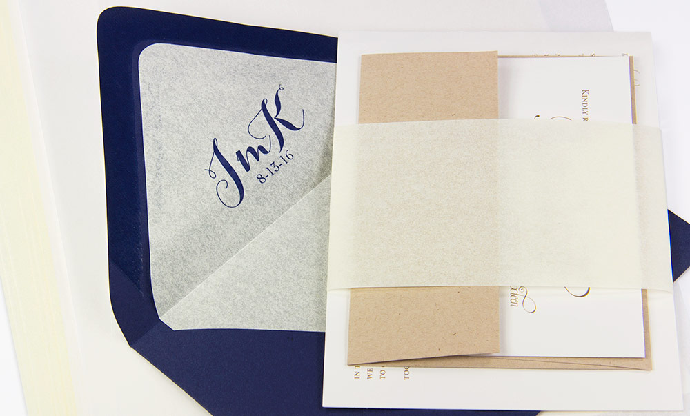 Translucent European parchment paper offered in white and ivory from LCIPaper