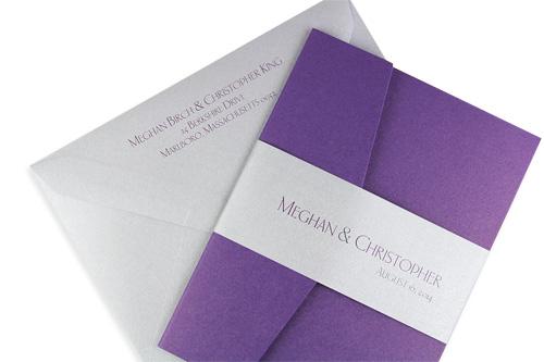 Invitation Pocket With Envelope