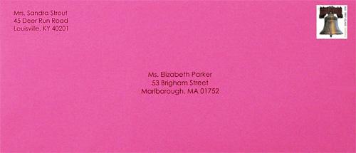 policy envelopes address horizontally
