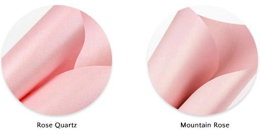 Pale pink metallic paper: Stardream Rose Quartz a good replacement for Aspire Petallics Mountain Rose