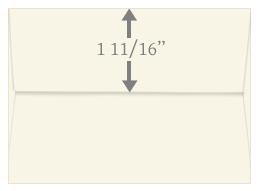 square flap response envelope flap dimensions