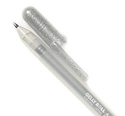 Silver Gelly Roll pen