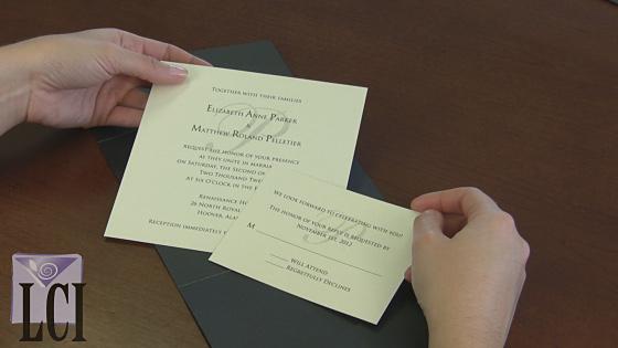 Square Pocket Envelopes & Invitation Cards