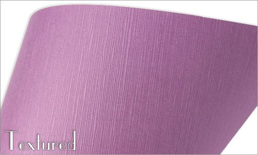 textured japanese linen purple paper