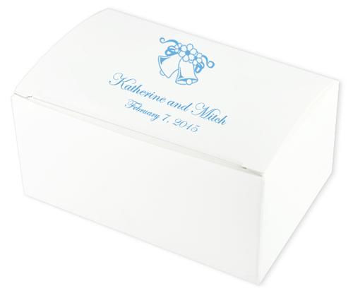 Wedding Bells Wedding Cake Boxes