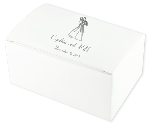 First Dance Wedding Cake Boxes