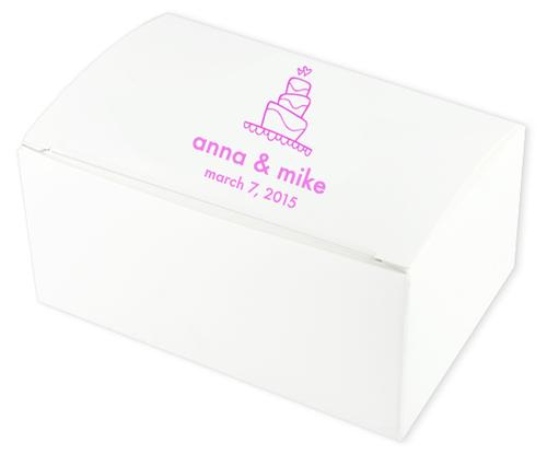 Wedding Cake Wedding Cake Boxes