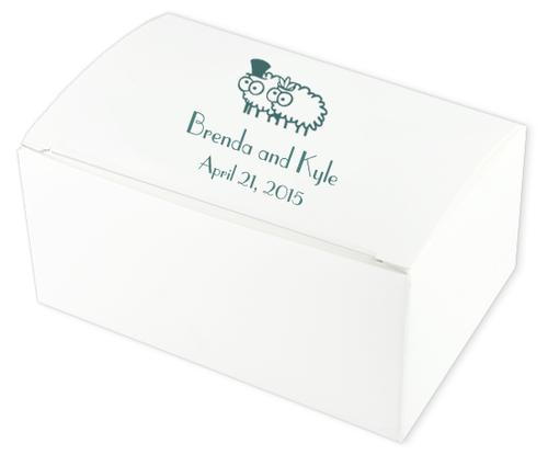 Ewe Too Wedding Cake Boxes