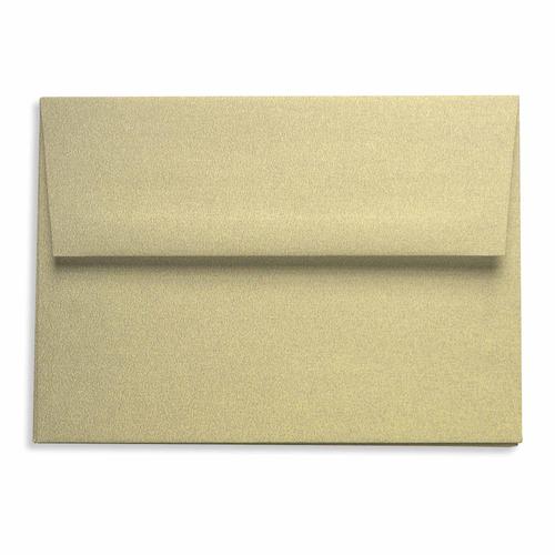"""5/"""" SQUARE WHITE SHIMMER STRAIGHT EDGED CARD BLANKS /& WHITE SHIMMER ENVELOPES"""