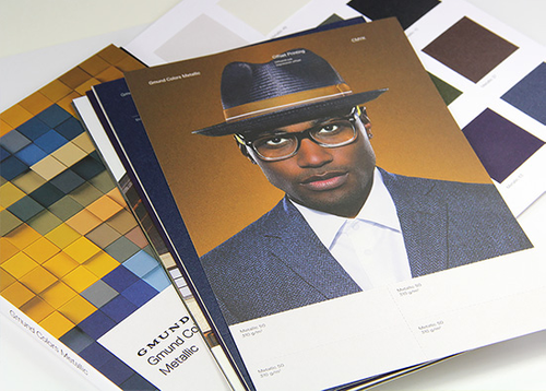 Gmund Colors Metallics Swatch Book (Large)