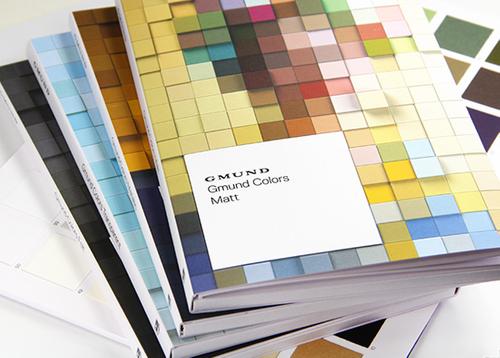 Gmund Color System Swatch Book Set