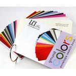 Gmund Color System Envelope Swatch Book