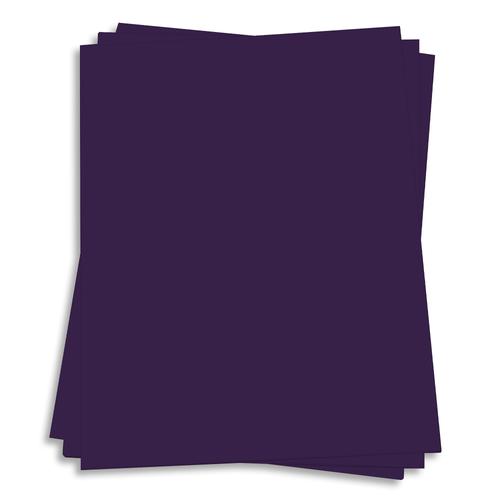Stampin Up ELEGANT EGGPLANT CARDSTOCK 8 1//2 x 11 Purple FULL PACK