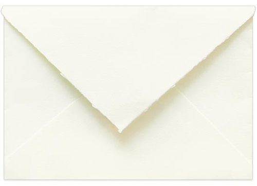 S6-2 Magnolia Cotton Handmade Envelopes, Arpa