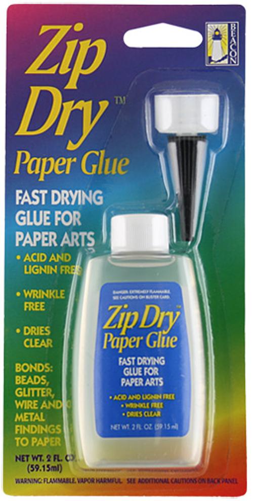 Zip Dry Adhesive