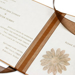 Autumn Booklet Invitation
