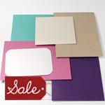 Blank Cards Sale