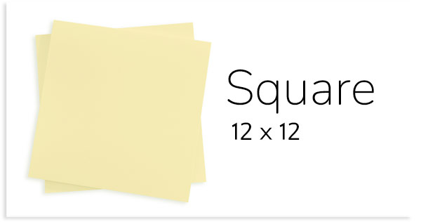 12 x 12 Card Stock Paper
