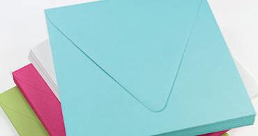 5 3/4 Square Envelopes