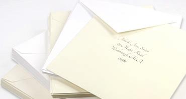 6 3/4 Square Envelopes