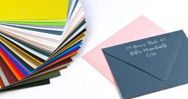 A7 Euro Flap Envelopes