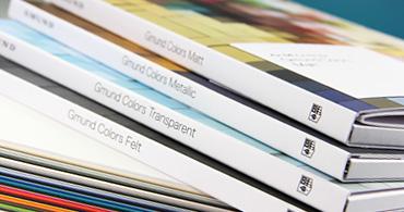 Gmund Colors 4-Swatchbook Set