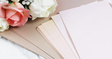 Blush Cardstock Paper