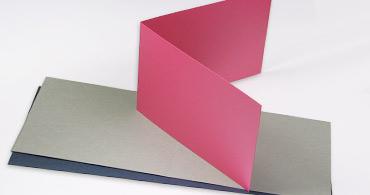 Book Fold Cards