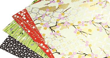 Chiyogami Paper