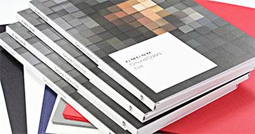 Gmund Colors Felt Swatchbook