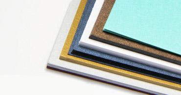 Curious Metallics Card Stock Paper