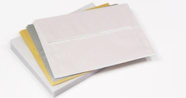 Curious Translucents Envelopes