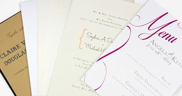 Custom Card Printing